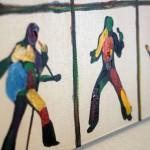 Appartement Wachenheim - Kunst