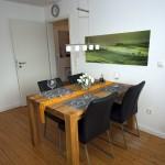 Appartement Wachenheim - Esstisch