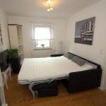 Appartement Wachenheim - Schlafsofa