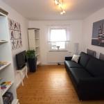 Appartement Wachenheim - Wohnzimmer